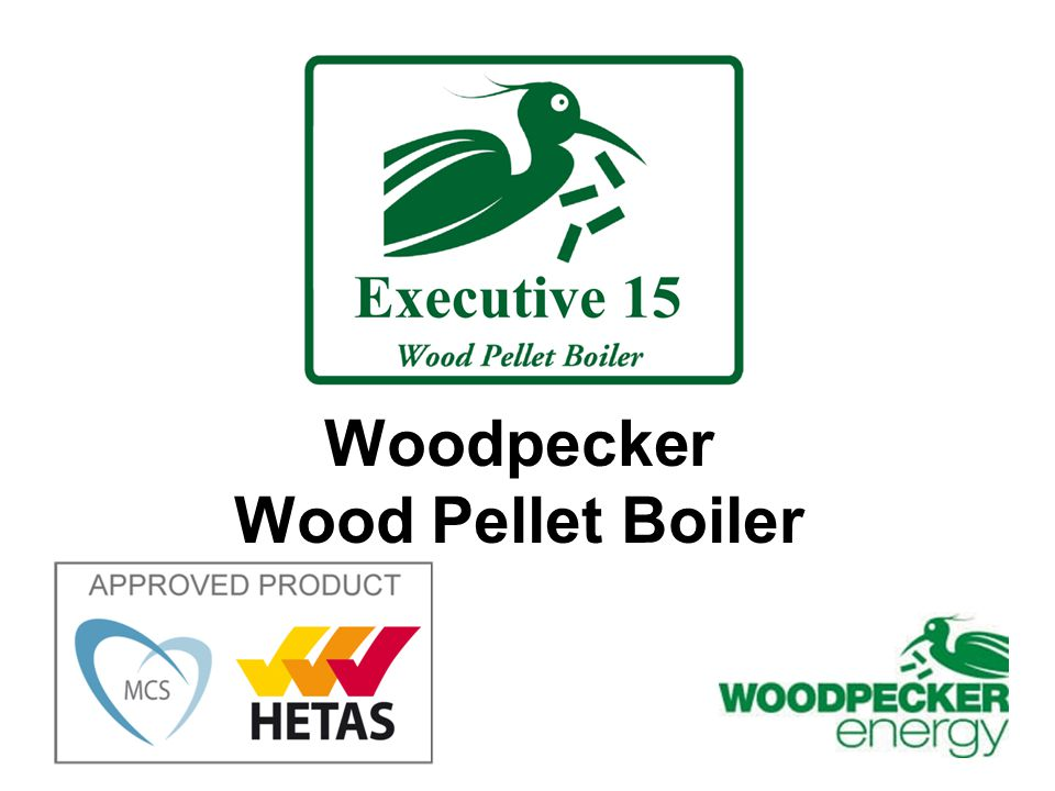 Woodpecker Wood Pellet Boiler