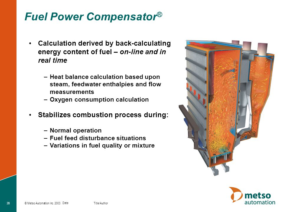 Fuel Power Compensator®