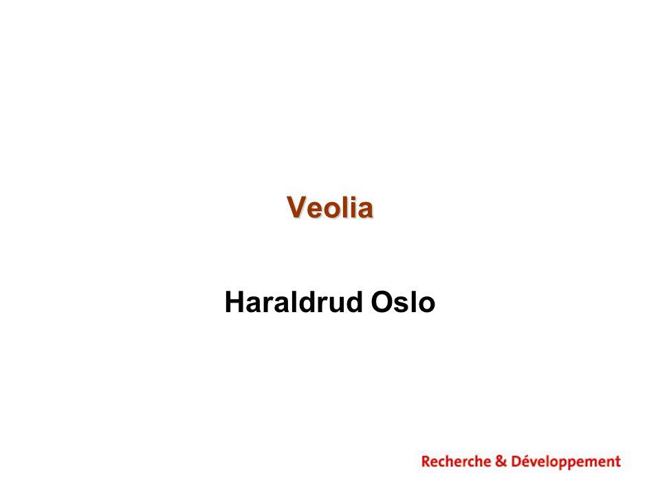 Veolia Haraldrud Oslo