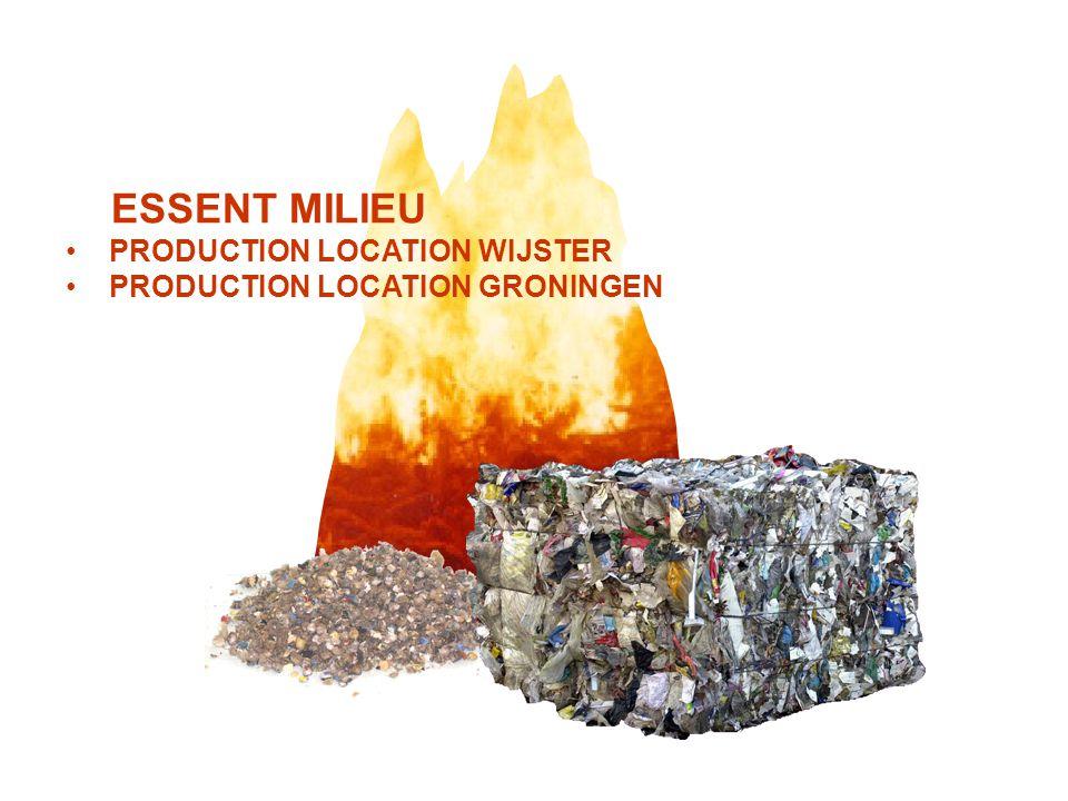 ESSENT MILIEU PRODUCTION LOCATION WIJSTER