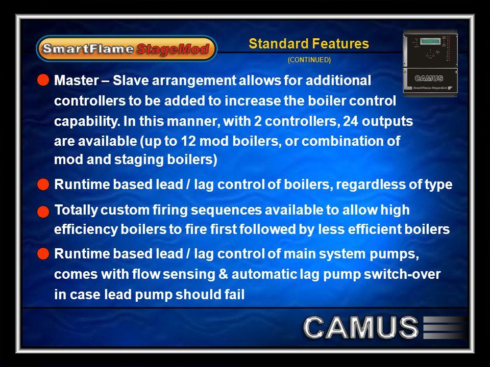 Runtime based lead / lag control of boilers, regardless of type