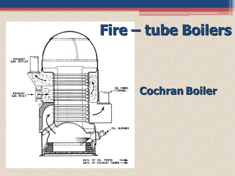 Fire – tube Boilers Cochran Boiler