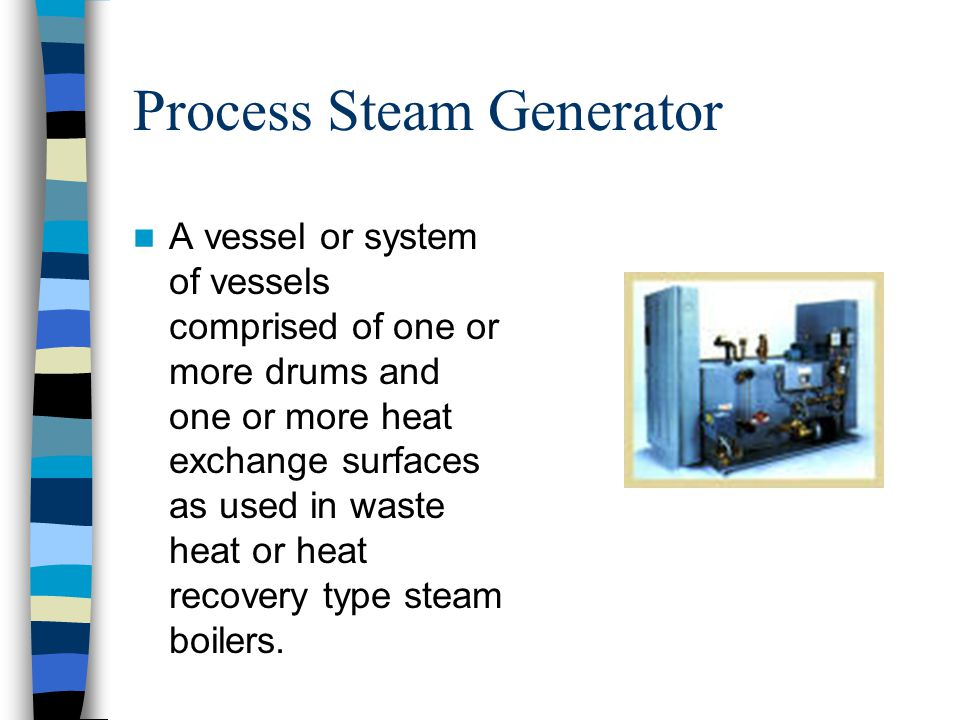 Process Steam Generator