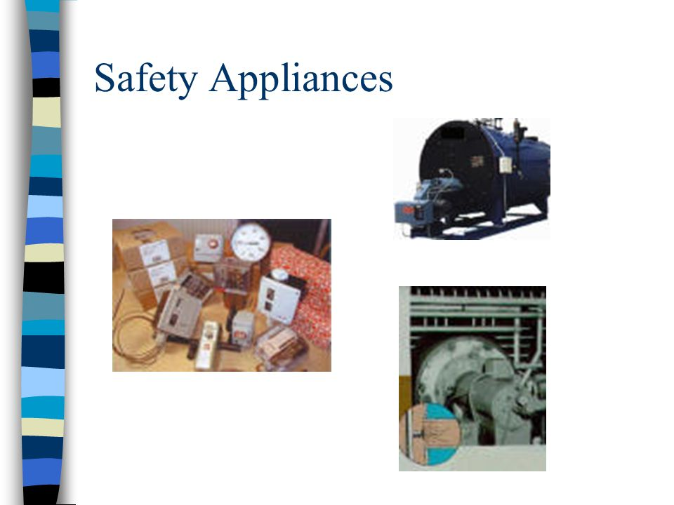 Safety Appliances