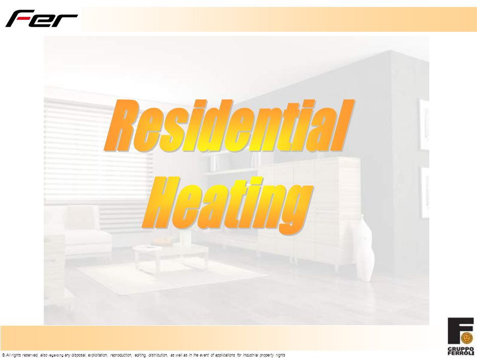 Residential Heating