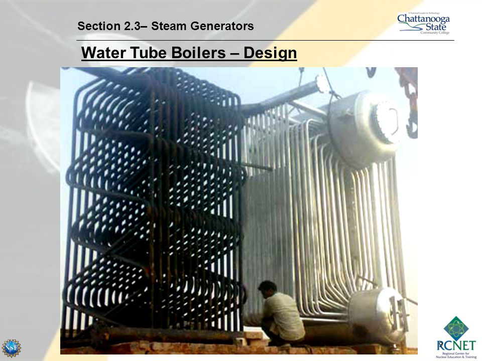 Water Tube Boilers – Design