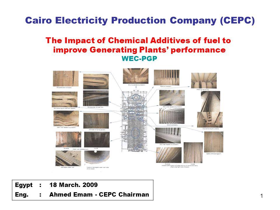 Cairo Electricity Production Company (CEPC)