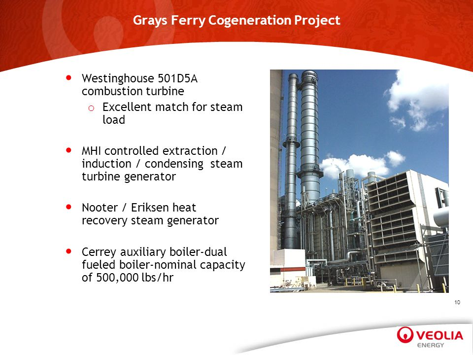 Grays Ferry Cogeneration Project