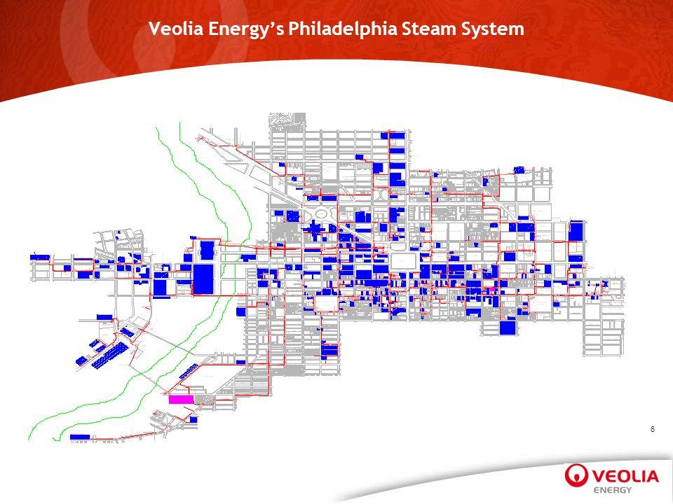 Veolia Energy's Philadelphia Steam System