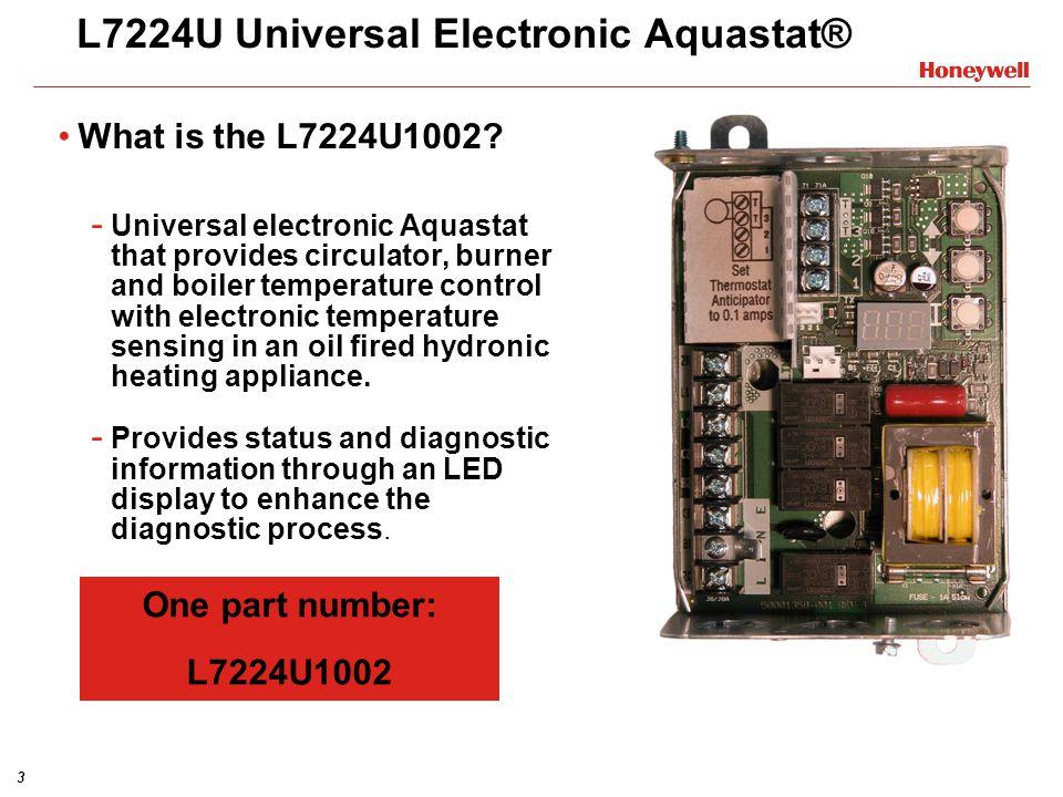 L7224U Universal Electronic Aquastat®