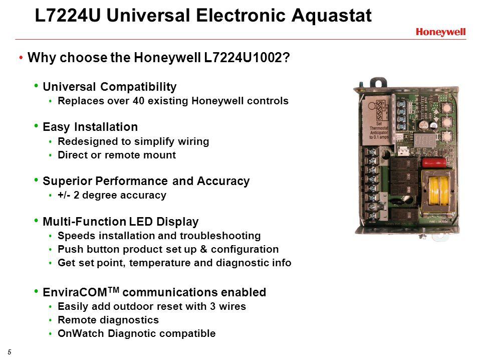 L7224U Universal Electronic Aquastat