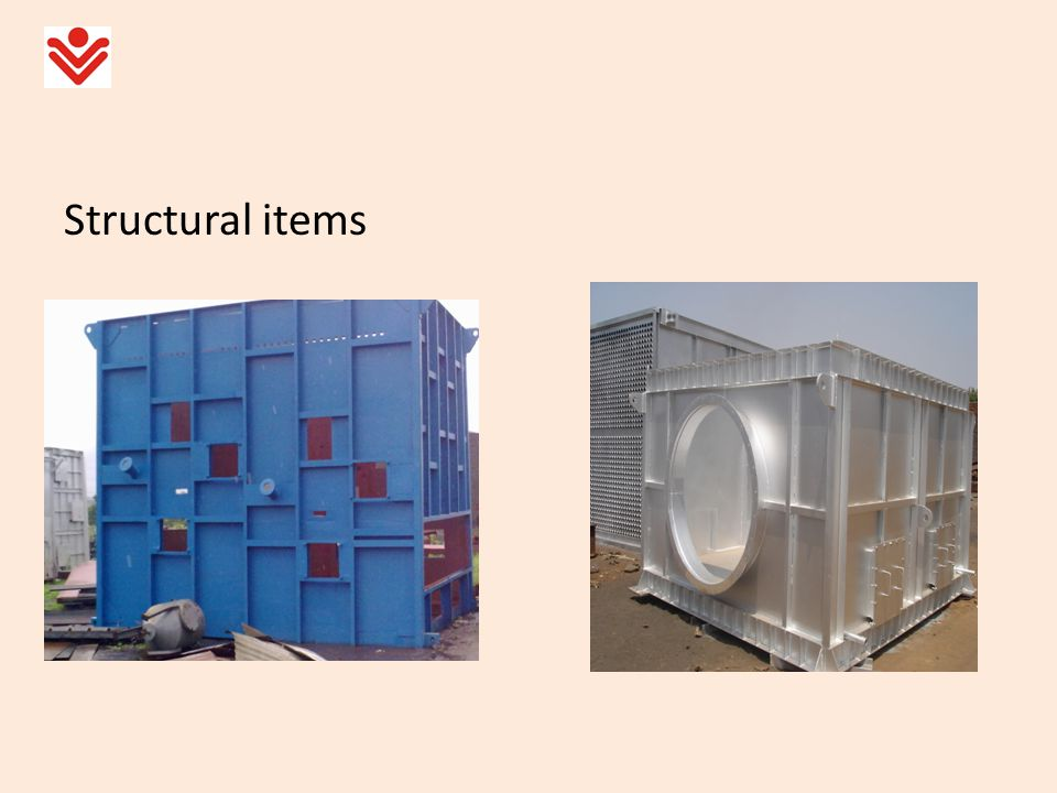 Structural items