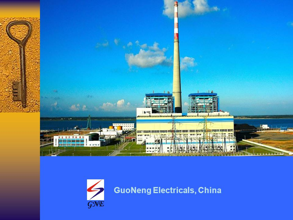GuoNeng Electricals, China