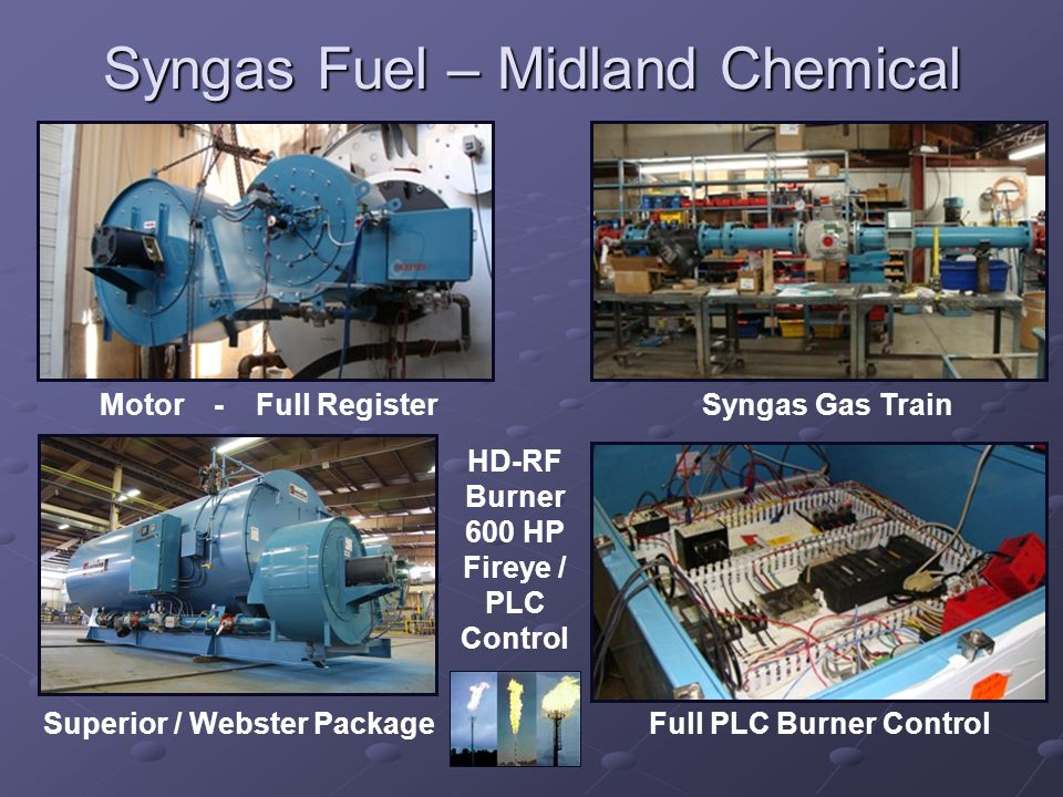 Syngas Fuel – Midland Chemical