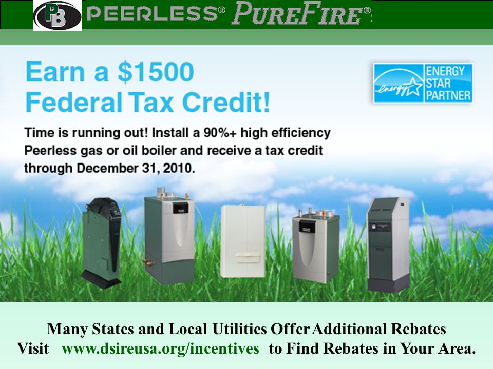 Many States and Local Utilities Offer Additional Rebates
