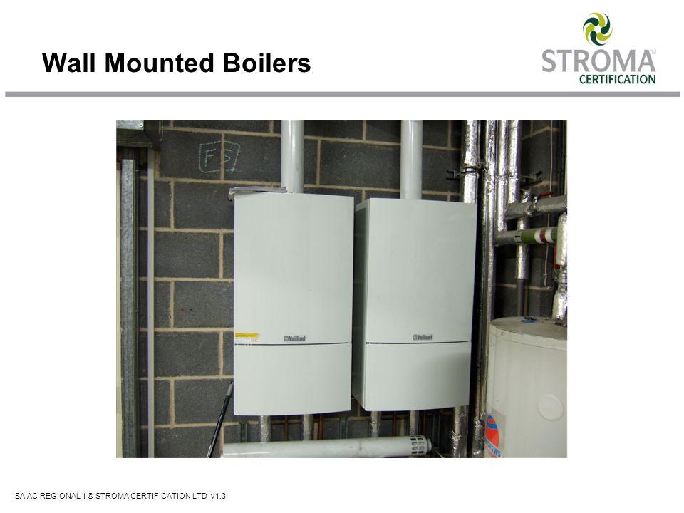 Wall Mounted Boilers