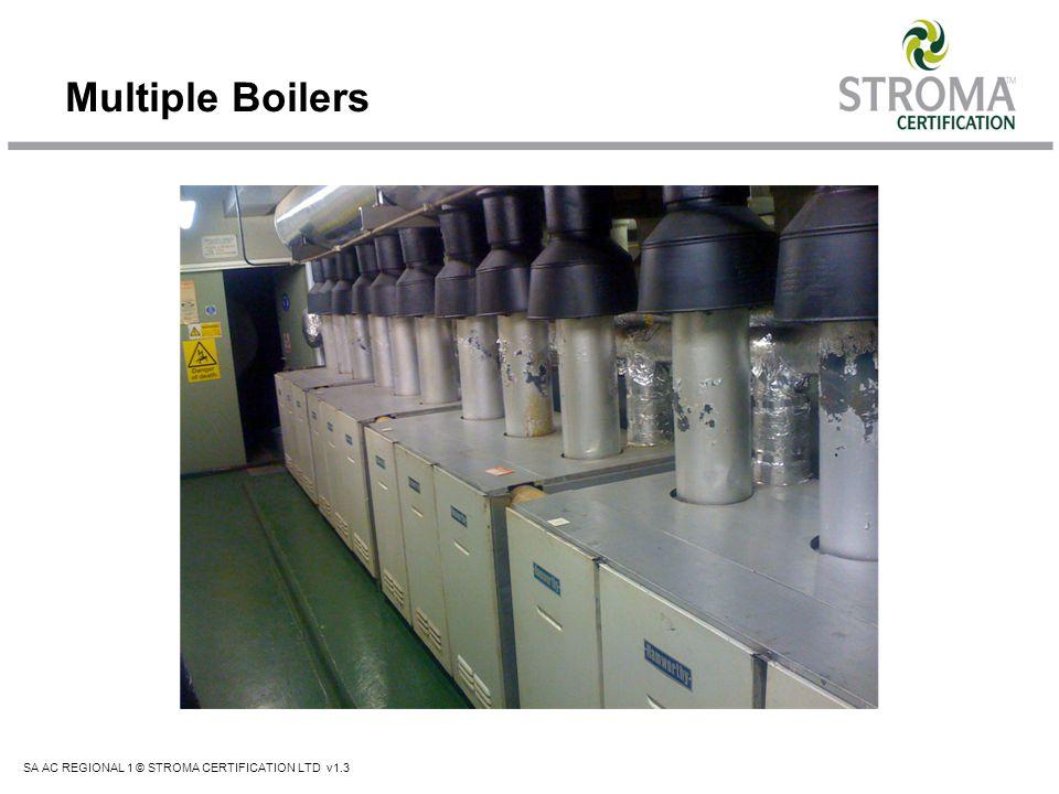 Multiple Boilers