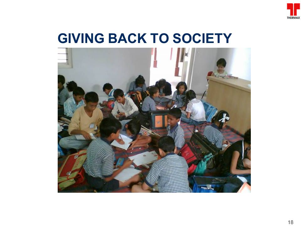 4/1/2017 GIVING BACK TO SOCIETY