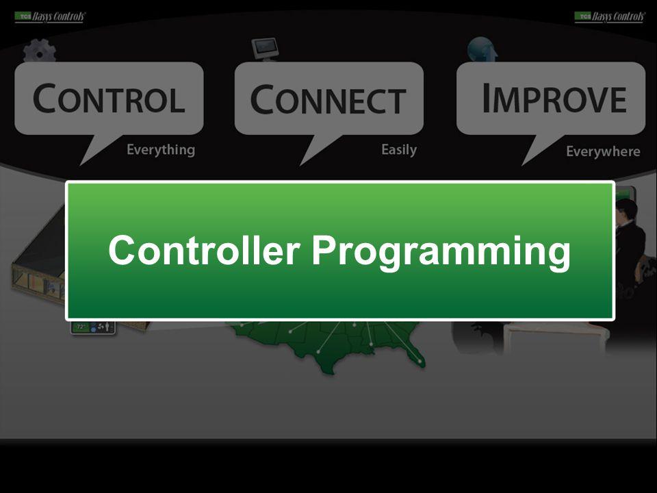 Controller Programming
