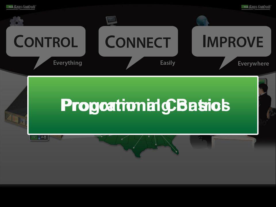 Proportional Control Programming Basics