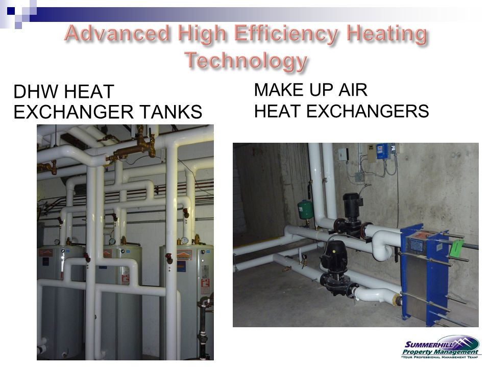 Advanced High Efficiency Heating Technology