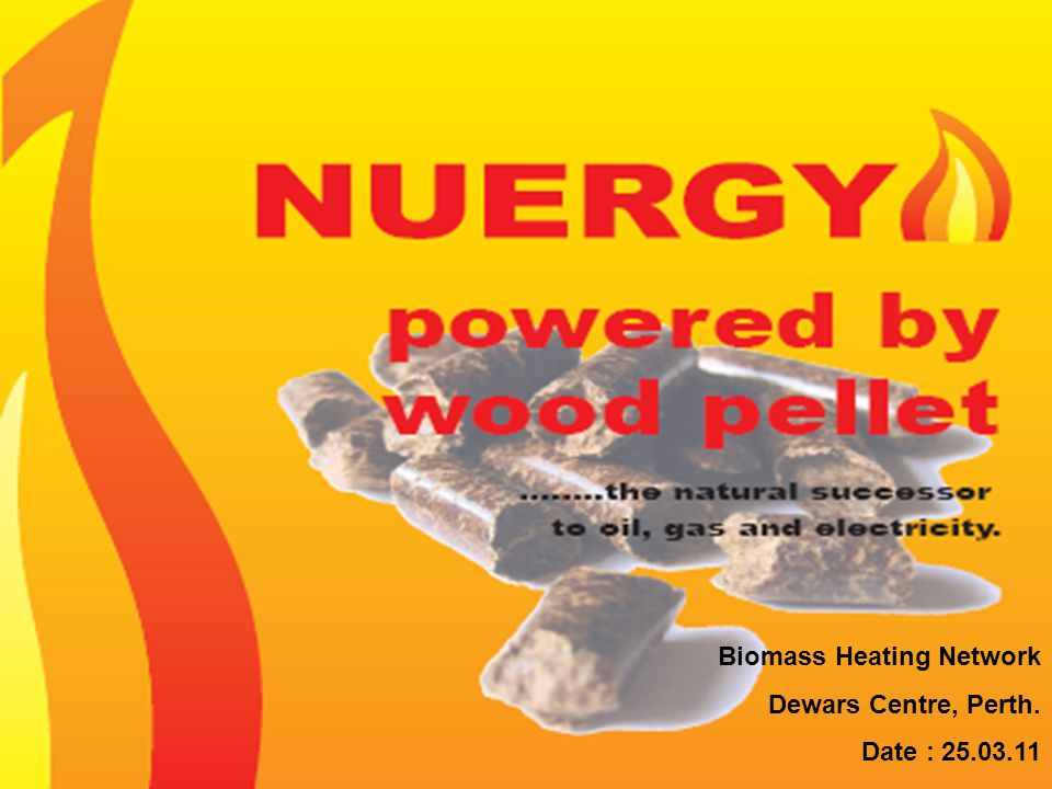 Biomass Heating Network