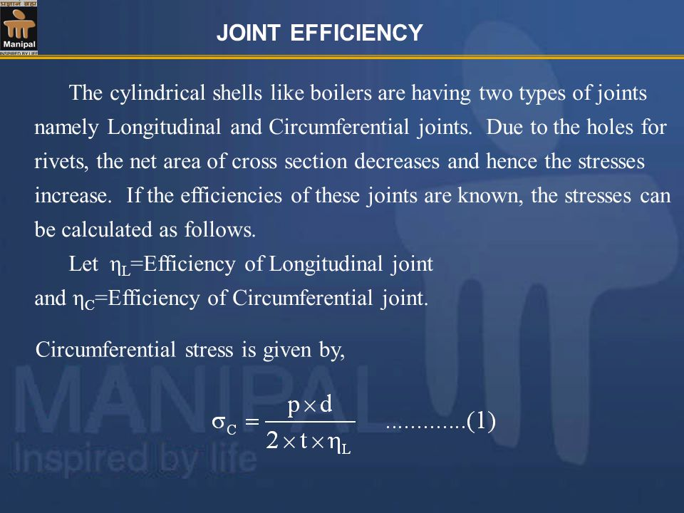 JOINT EFFICIENCY