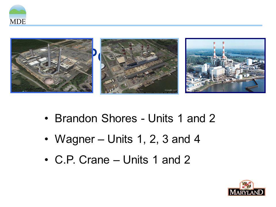 Raven Power Brandon Shores - Units 1 and 2