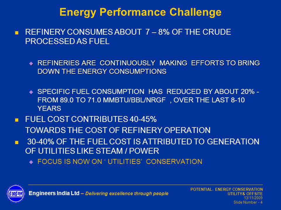Energy Performance Challenge