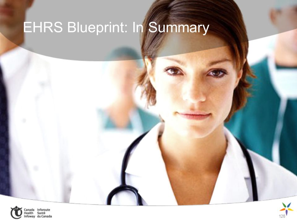 EHRS Blueprint: In Summary