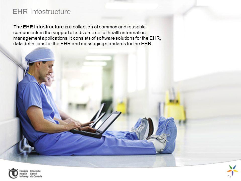 EHR Infostructure