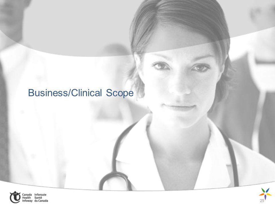 Business/Clinical Scope