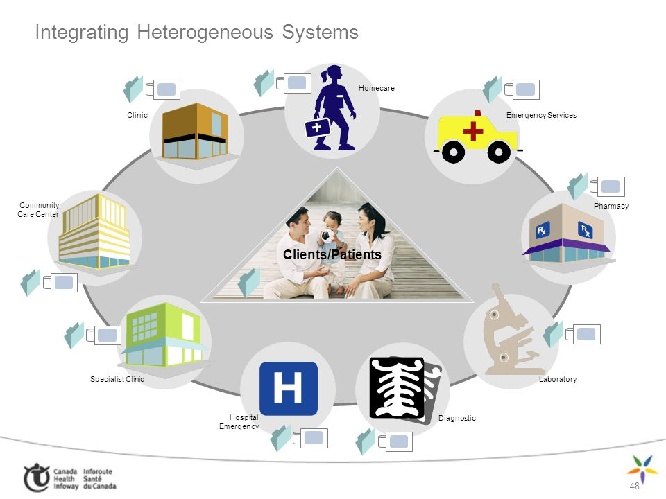 Integrating Heterogeneous Systems