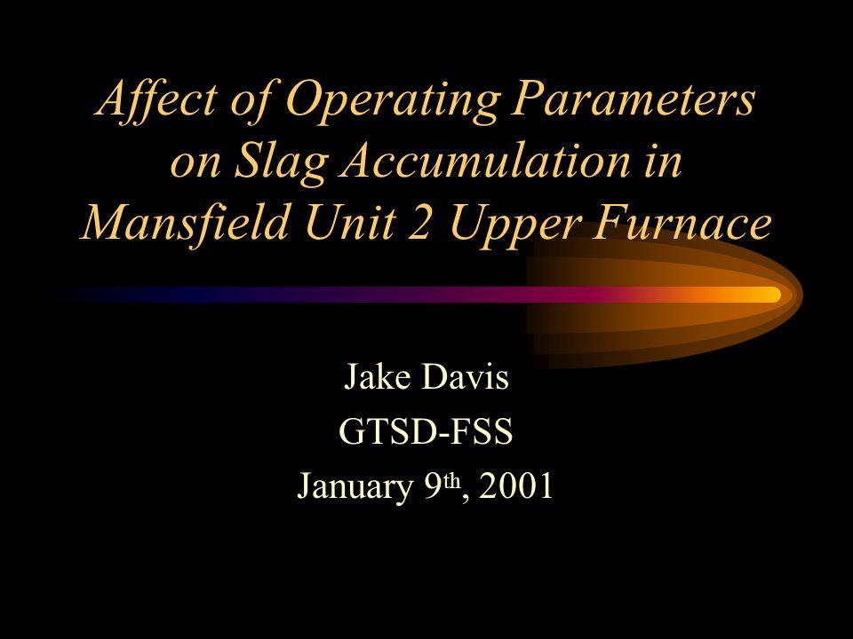 Jake Davis GTSD-FSS January 9th, 2001