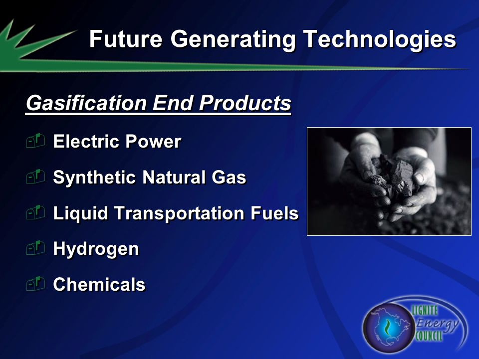Future Generating Technologies