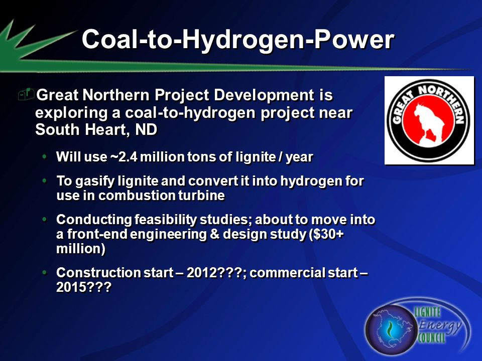 Coal-to-Hydrogen-Power