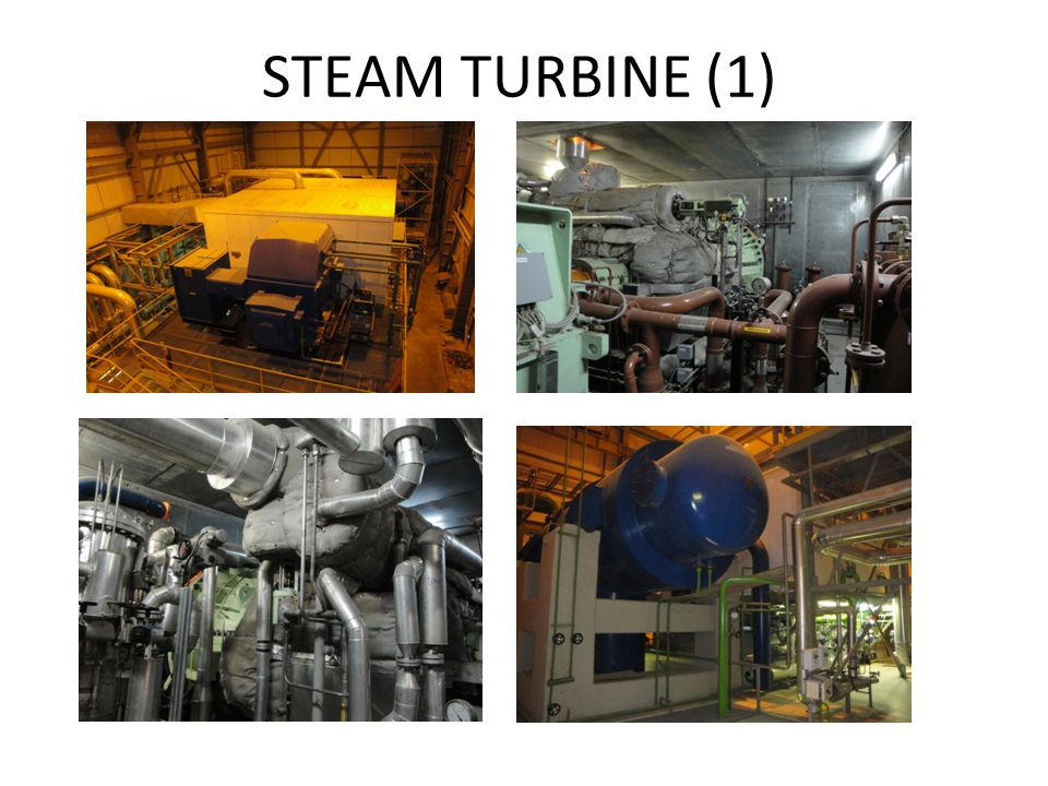 STEAM TURBINE (1)