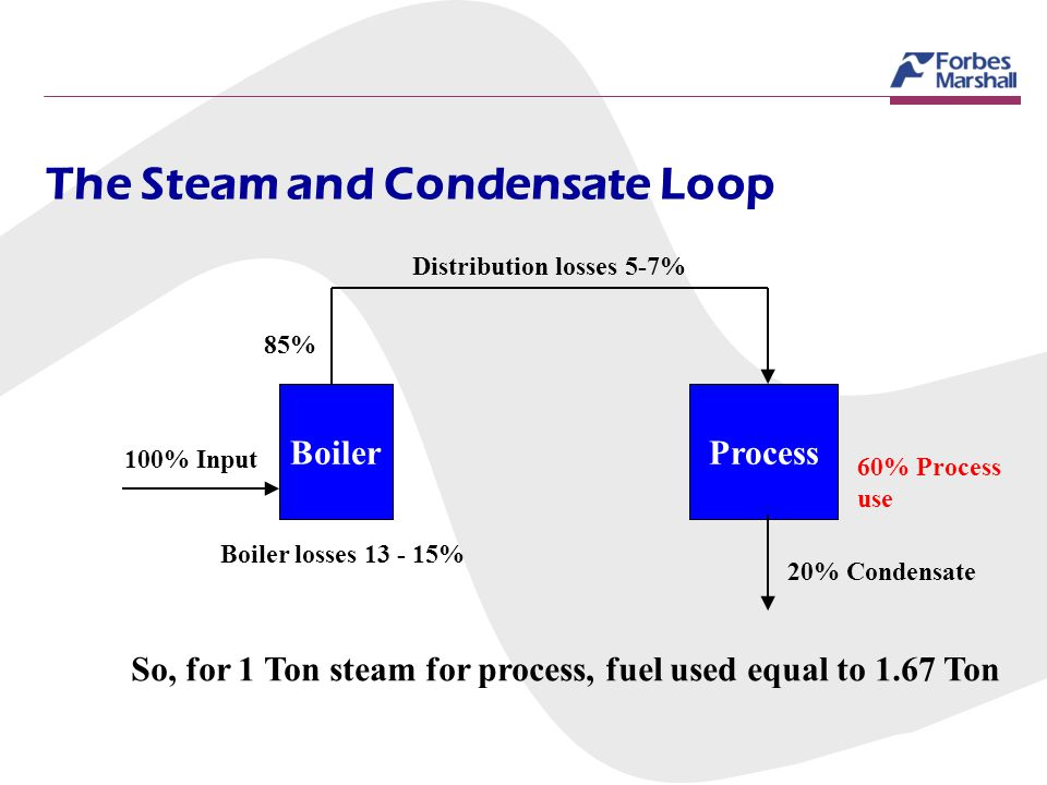 The Steam and Condensate Loop