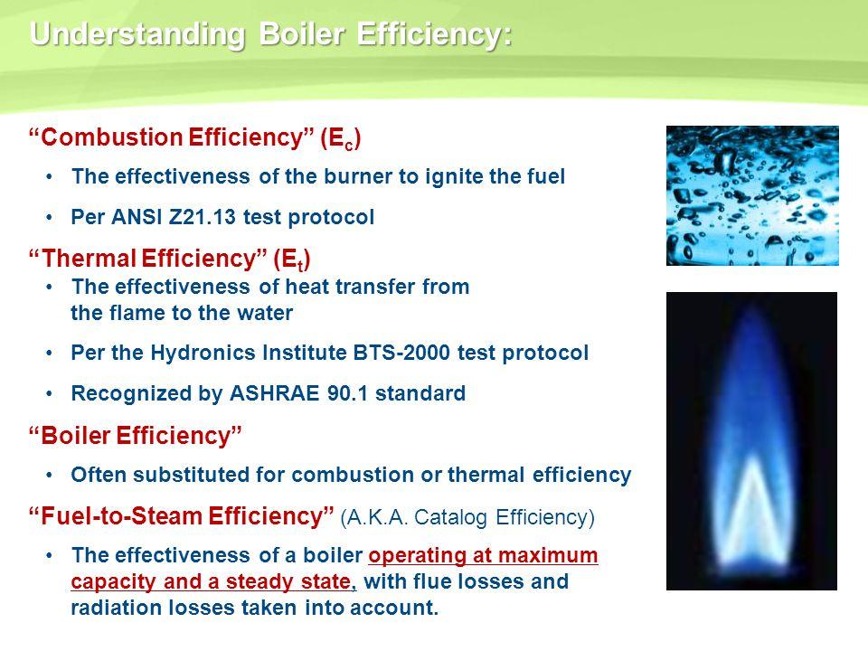 Understanding Boiler Efficiency: