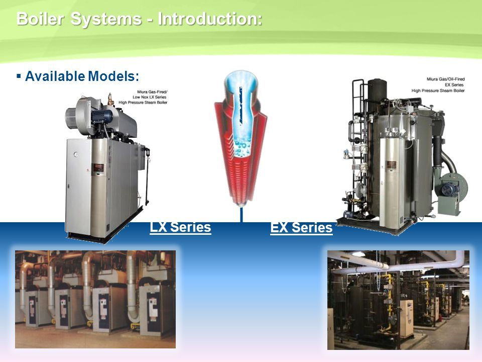 Boiler Systems - Introduction: