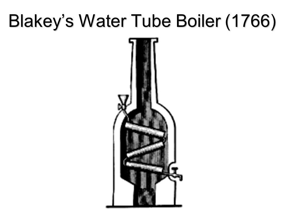 Blakey's Water Tube Boiler (1766)
