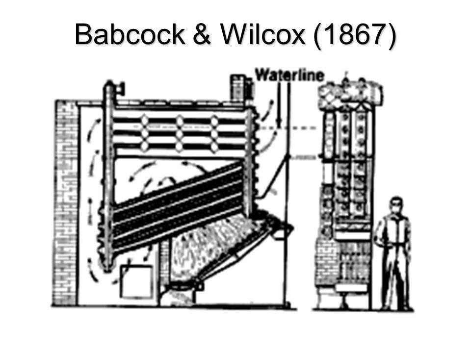 Babcock & Wilcox (1867)