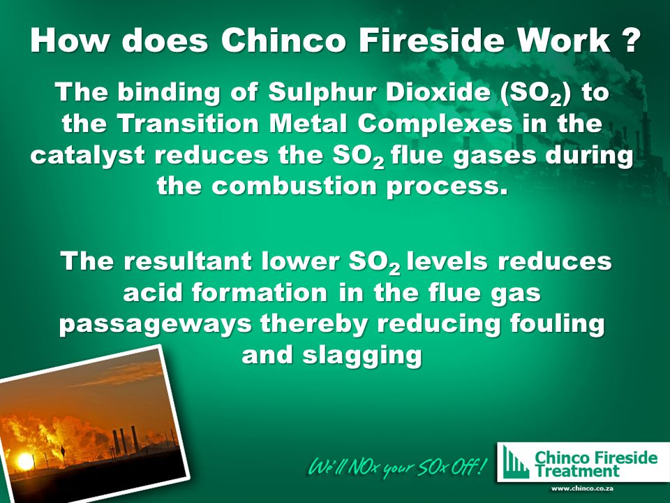 How does Chinco Fireside Work