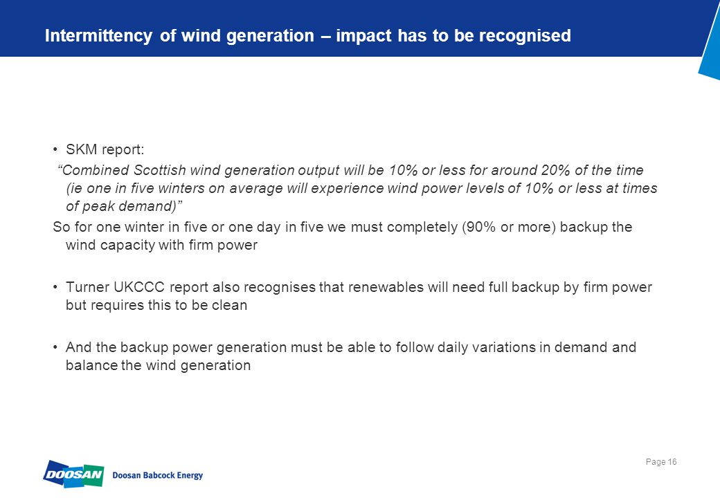 -50% in 5 hours Almost zero wind generation on the coldest day of the winter