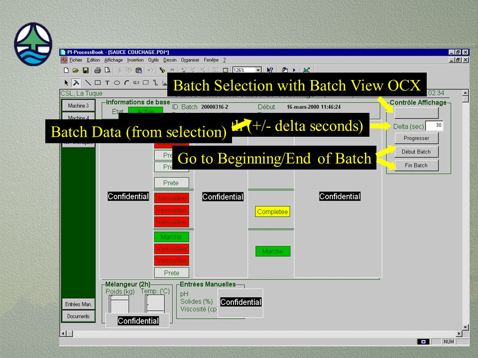 Batch Selection with Batch View OCX