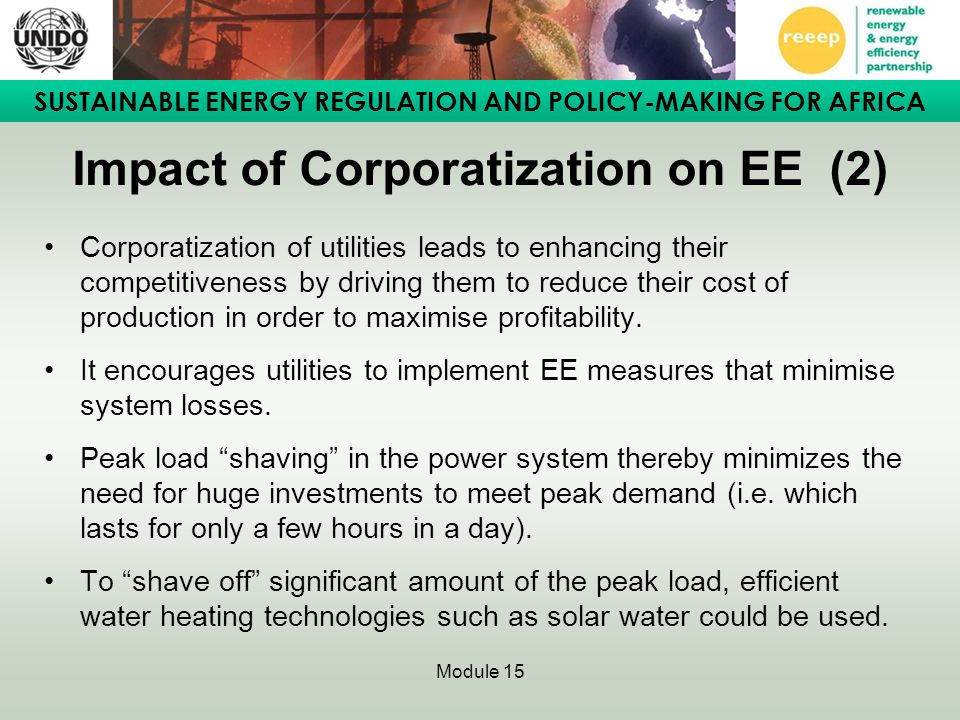 Impact of Corporatization on EE (2)
