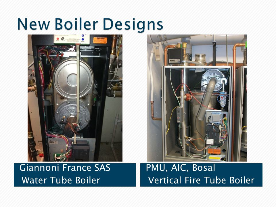 New Boiler Designs Giannoni France SAS Water Tube Boiler