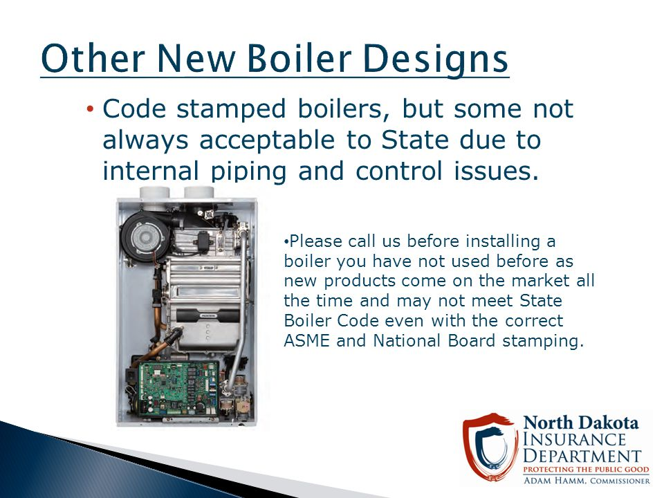 Other New Boiler Designs