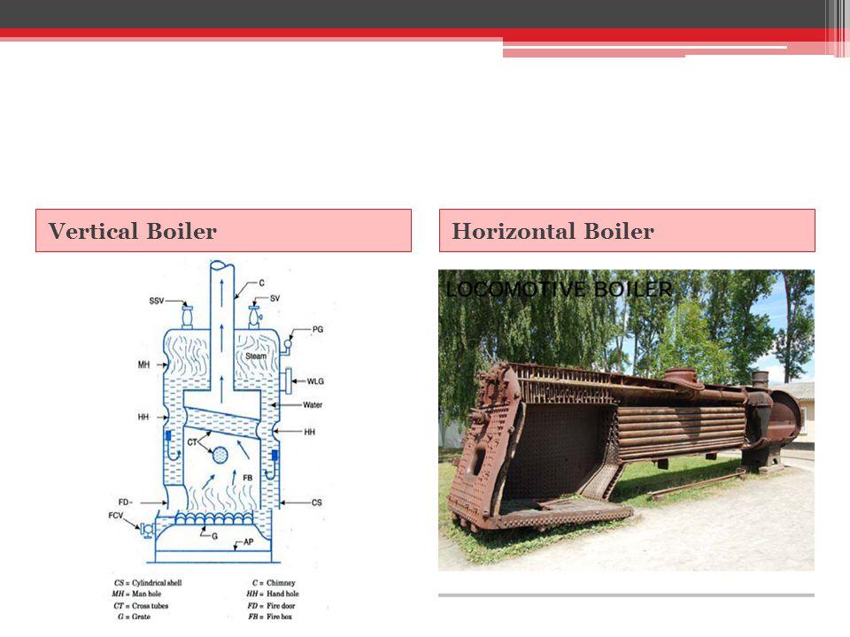 Vertical Boiler Horizontal Boiler
