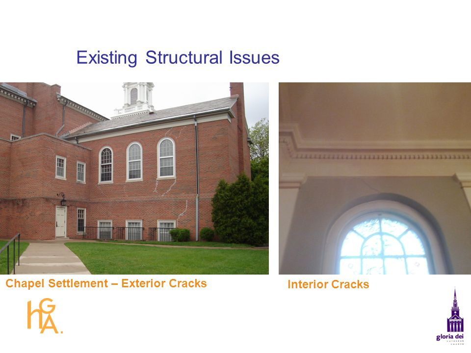 Existing Structural Issues
